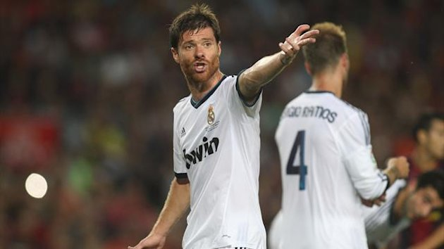 2012/2013 Real Madrid Xabi Alonso