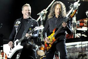 Metallica's Orion Festival to Hit Detroit in 2013