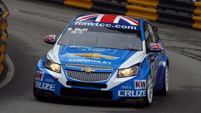 Chevrolet-Team dominiert in Brasilien