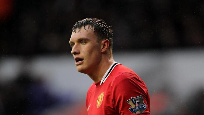 Phil Jones will return for Manchester United on Tuesday night