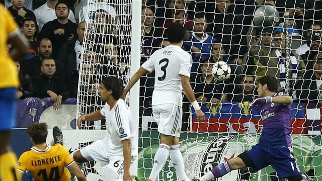 Champions League - Le pagelle di Real Madrid-Juventus 2-1