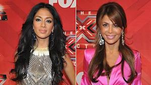 Battle of the 'The X Factor' Judges!