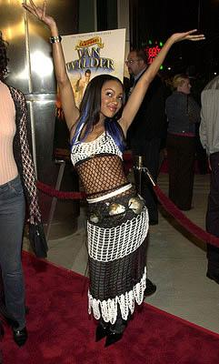 Premiere: Meagan Good at the Hollywood premiere of Artisan's National Lampoon's Van Wilder - 4/1/2002