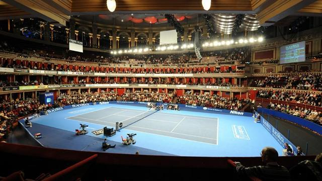 Tennis - McEnroe and Rafter win Albert Hall titles
