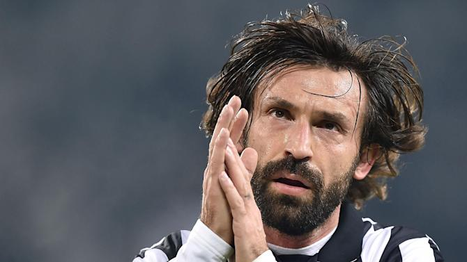 Italy playmaker Andrea Pirlo joins New York from Juventus