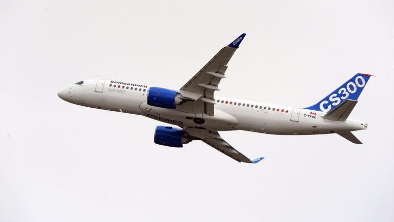 L'avionneur européen a annoncé lundi soir avoir pris une part majoritaire dans le programme moyen-courrier CSeries. Un rapprochement que Boeing voit d'un très mauvais œil.