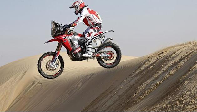 Champions chase place in Abu Dhabi Desert Challenge record books