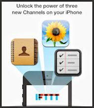 12 IFTTT Recipes Using New iOS Channels image ifttt ios channels.jpg