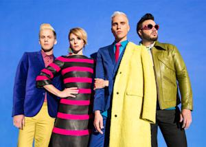 Neon Trees Celebrate Friends With Benefits - Song Premiere