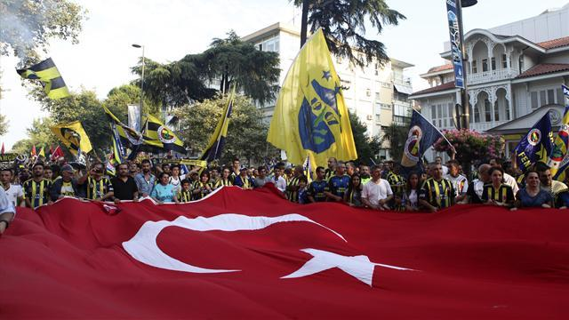 European Football - Fenerbahce to play in Europe as CAS 'suspends ban'