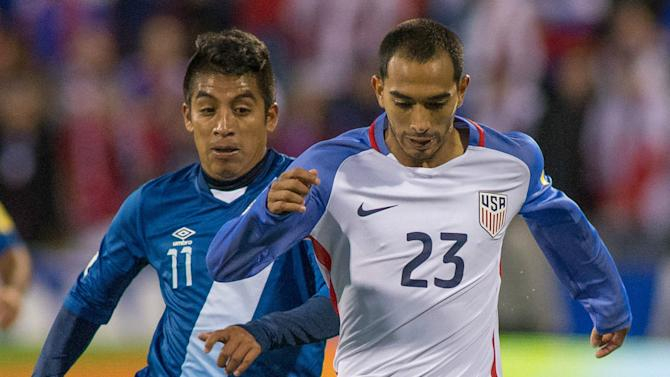 Edgar Castillo replaces injured Timothy Chandler on USA Copa America roster