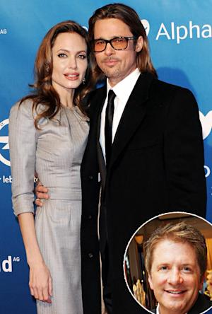 "Jeweler Robert Procop: ""It's Beautiful How In Love"" Angelina Jolie and Brad Pitt Are"