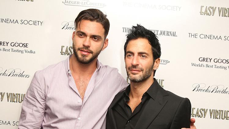 Easy Virtue NY Screening 2009 Marc Jacobs