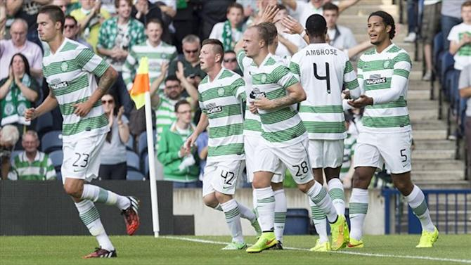 Champions League - 10-man Celtic face elimination after heavy defeat at Legia
