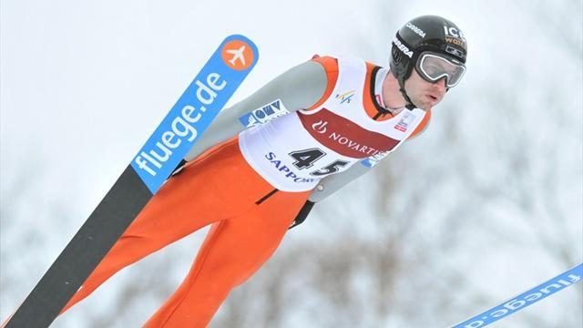 Ski Jumping - Loitzl man to beat at World Championships