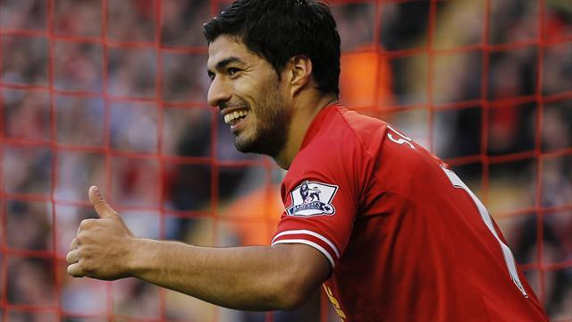 Football - Paper Round: Suarez rules out move to Real Madrid