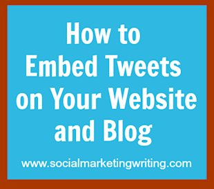How to Embed Tweets on Your Website and Blog image How to Embed Tweets on Your Website and Blog