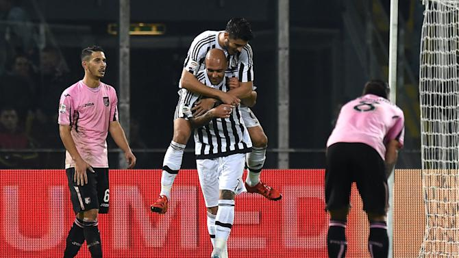 Serie A Review: Juve revival continues as Roma stutter