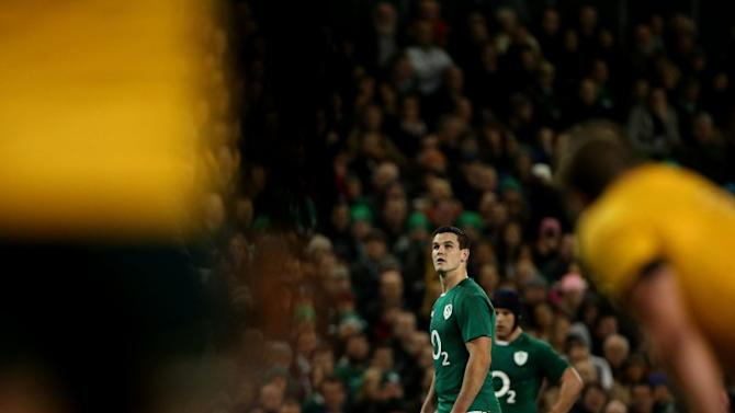 Jackson favourite to start against All Blacks after Sexton's hamstring blow