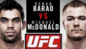 UFC on Fuel TV 7: Barão vs. McDonald TV Ratings Near Record High
