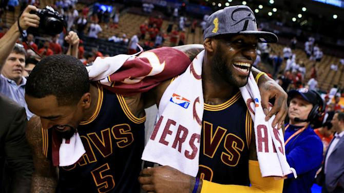 The Fifth Quarter: LeBron James promises to enjoy NBA Finals this time