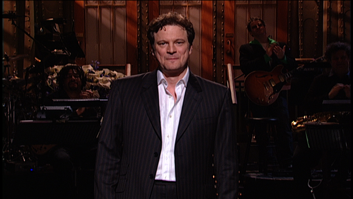 Colin Firth Monologue