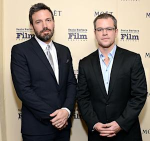Ben Affleck and Matt Damon Reunite for New CBS Sitcom