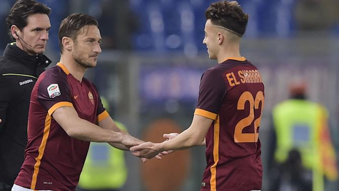 Roma with more than just Totti's contract situation to resolve