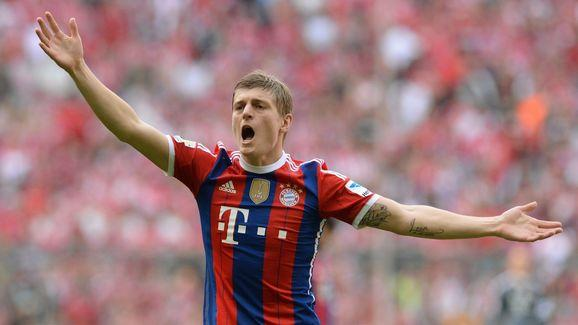 German Legend Lothar Matthaus Claims He 'Can't Understand' Why Bayern Sold Toni Kroos to Real Madrid