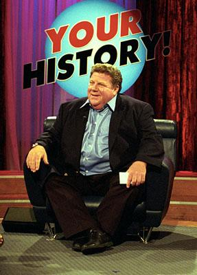 George Wendt of WB's The Jamie Kennedy Experiment