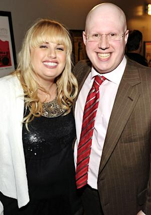 Rebel Wilson Moves in With Bridesmaids Costar Matt Lucas