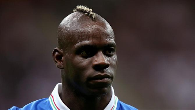 World Cup - Balotelli under scrutiny by England