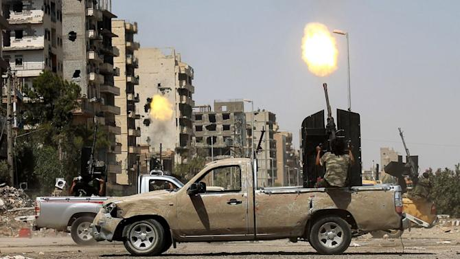 Syrian Rebels Want U.S. to Hit Hard, or Not at All