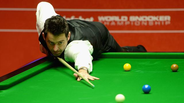 Snooker - Davis: O'Sullivan playing greatest snooker in sport's history