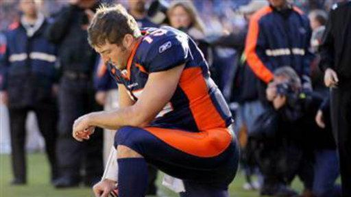 Dropped by Jets, Tim Tebow Faces Uncertain Future