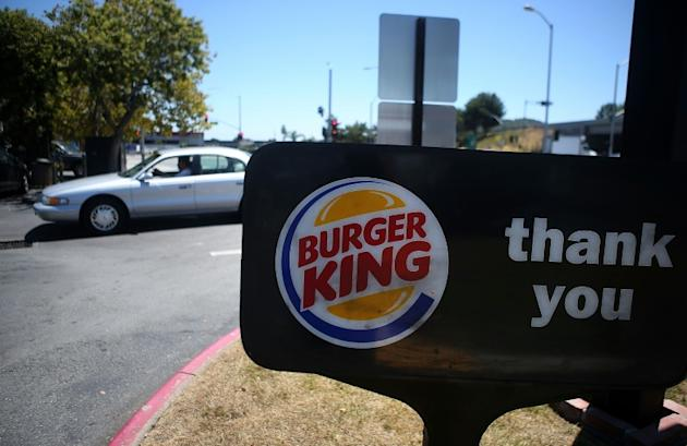 Un restaurante de Burger King el 27 de julio de 2015 en San Rafael, California