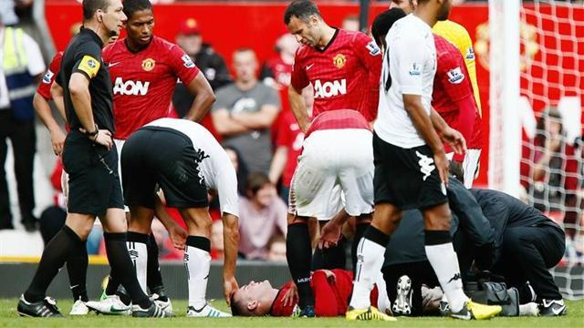 Rooney: Thigh wound could have ended career