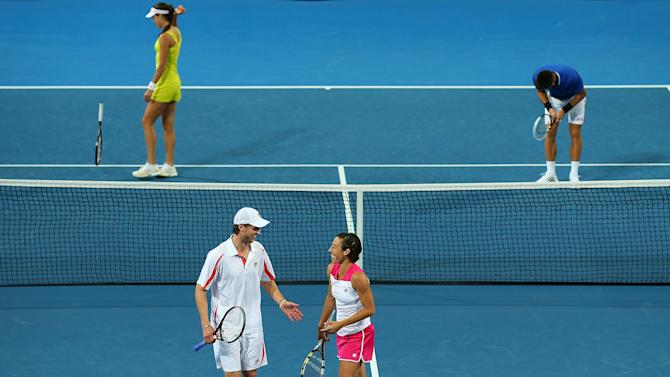 Hopman Cup - Day 3