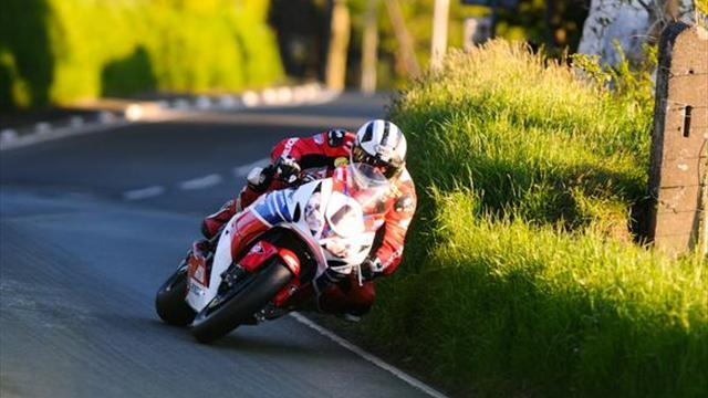 Motorsports - TT 2013: Three for Dunlop with Superstock win
