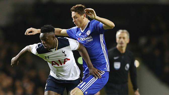Pochettino picks Wanyama for praise at Tottenham