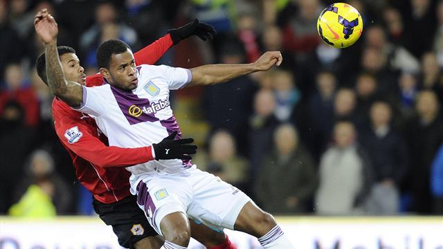 Premier League - Frustration all round in Cardiff and Villa stalemate