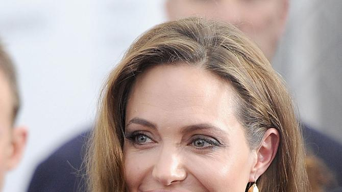 In the land of Blood and honey NY Premiere 2011 Angelina Jolie