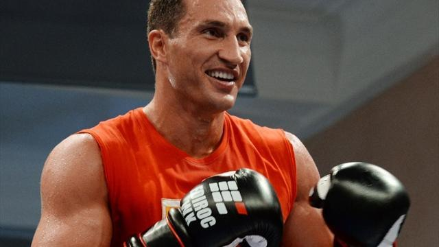 Boxing - Wladimir Klitschko plans to end US exile in 2014