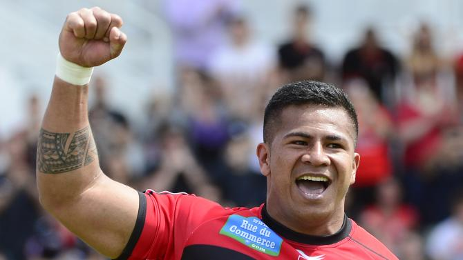 RUGBY-TOP14-TOULON-AGEN