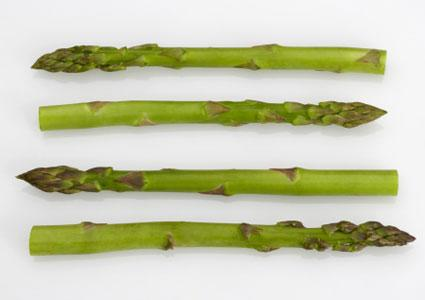 Eat asparagus, prevent a hangover: The leaves and shoots of this super-veggie contain enzymes that break down alcohol after heavy drinking, preventing a hangover, and even eating it the day after can