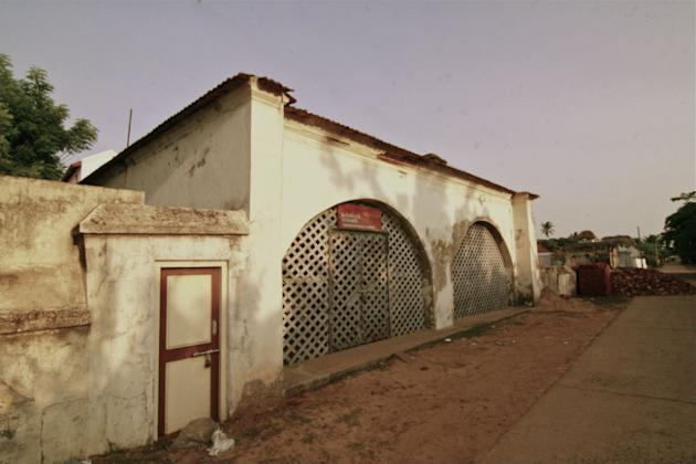 Tranquebar - Post office