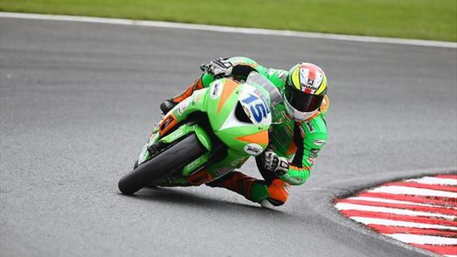 Superbikes - Cadwell BSB: Wilson storms to Supersport pole