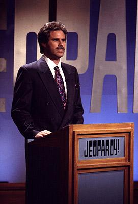 Will Ferrell as Alex Trebek on NBC's Saturday Night Live Saturday Night Live
