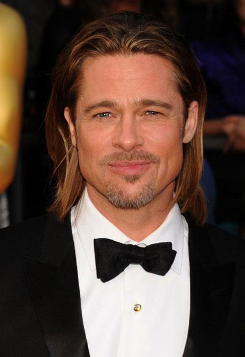 Brad Pitt  King of the casual-reaction shot and best-actor nominee Brad Pitt will continue producing and starring in -- but not directing -- a series of action roles as he cozies up to turning the big
