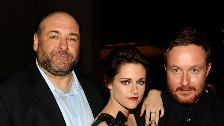 Welcome to the Rileys NY Screening 2010 James Gandolfini Kristen Stewart Jake Scott